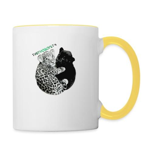 panther-jaguar special edition - Tofarvet krus