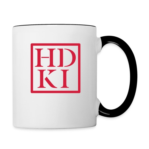 HDKI logo - Contrasting Mug