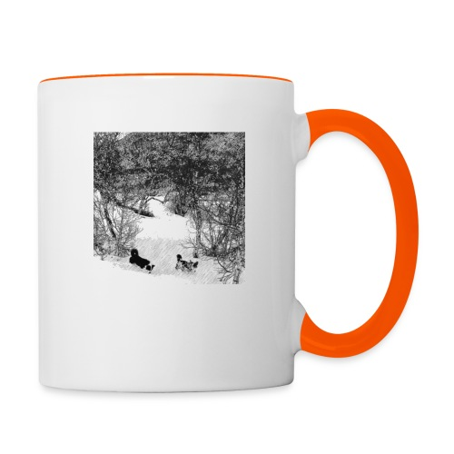 Mug of winter - Tofarget kopp