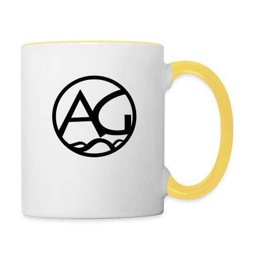 AG - Kaksivärinen muki