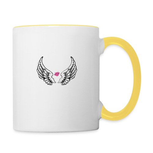 Angel Smack! - Mug contrasté