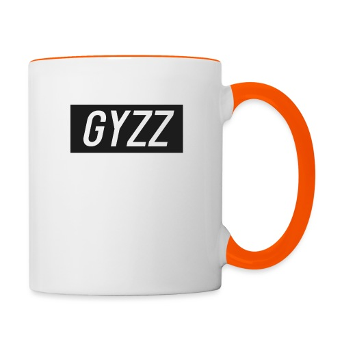 Gyzz - Tofarvet krus