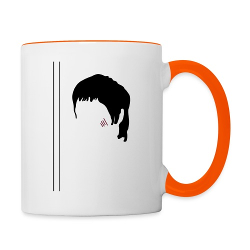 Bruce - Mug contrasté