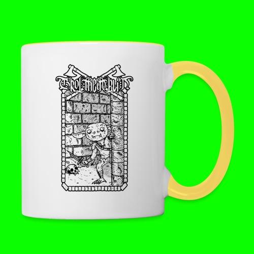 Return to the Dungeon - Contrasting Mug