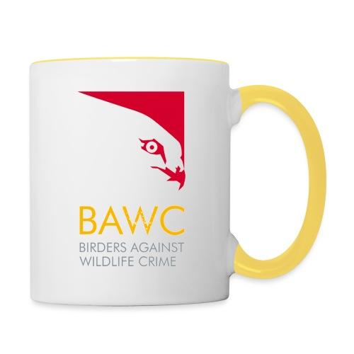 BAWC Logo - Contrasting Mug