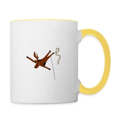 Cerf-Volant - Mug contrasté