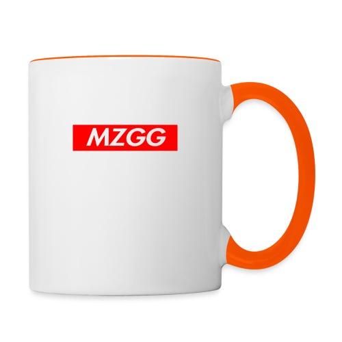 MZGG FIRST - Tvåfärgad mugg