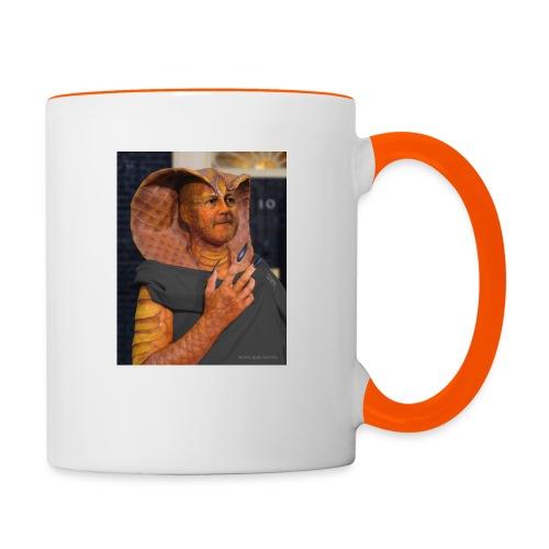 King Cobra - Contrasting Mug