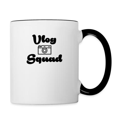 Vlog Squad - Contrasting Mug