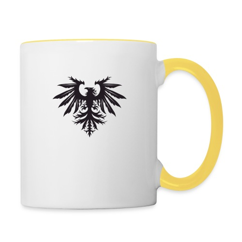 NEW Bird Logo Small - Contrasting Mug