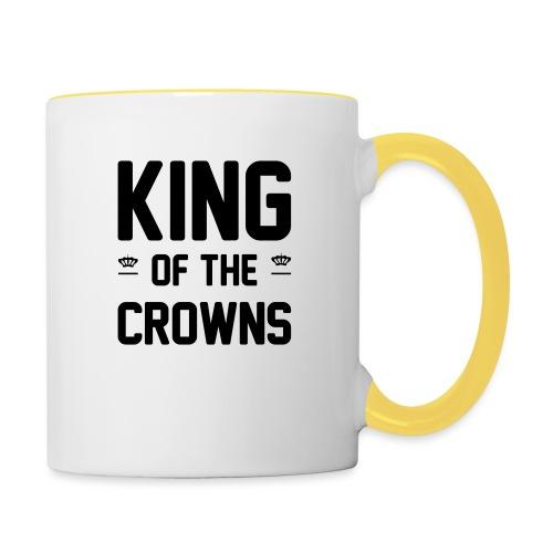 King of the crowns - Mok tweekleurig