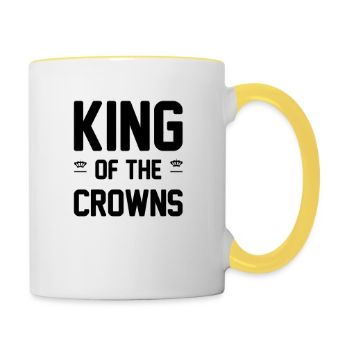 King of the crowns - Mok tweekleurig