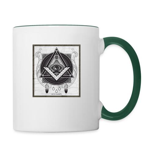 Illuminati - Mug contrasté