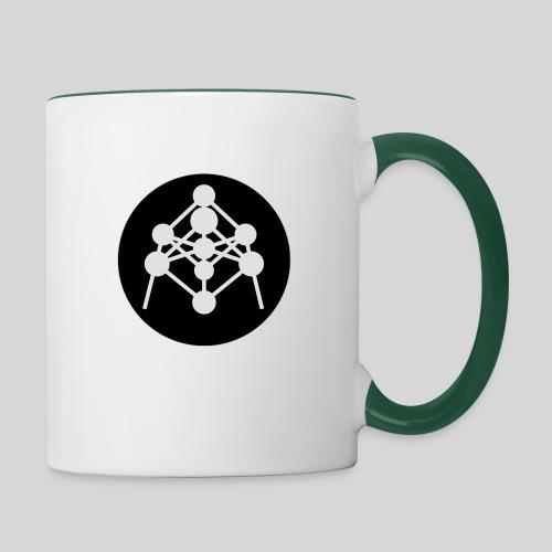 Atomium - Mug contrasté
