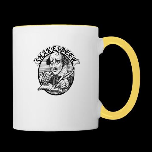 ShakesBeer - Contrasting Mug