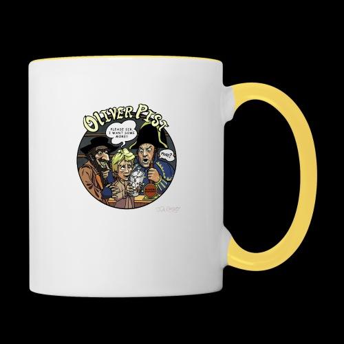 Oliver Pist - Contrasting Mug