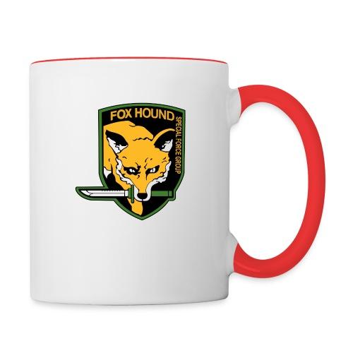 Fox Hound Special Forces - Kaksivärinen muki