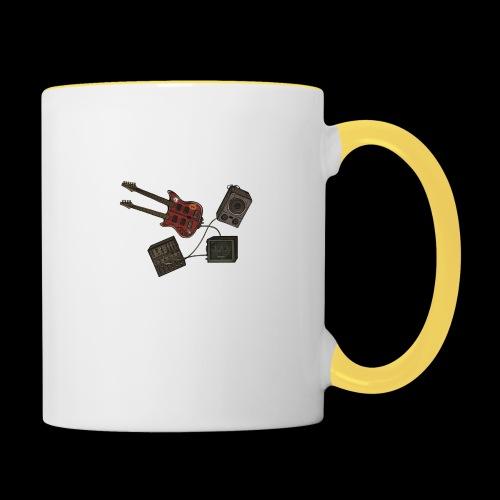 Music - Contrasting Mug