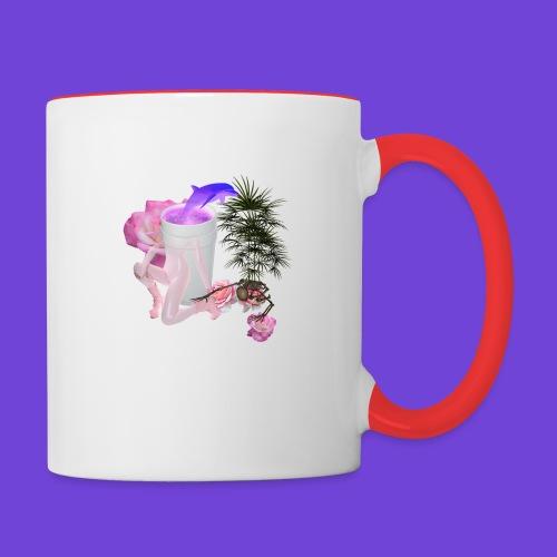Purple Drank - Tazze bicolor