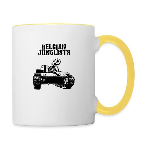 Tshirtbig - Contrasting Mug