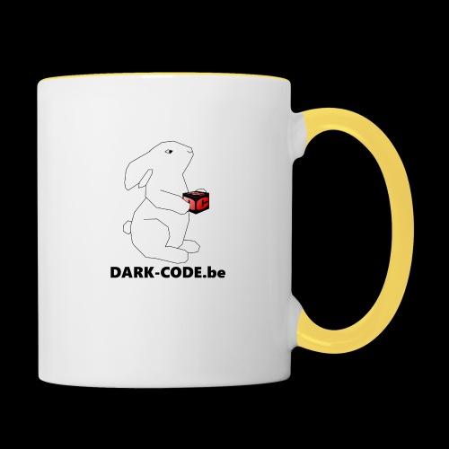 whiterabbit - Mug contrasté
