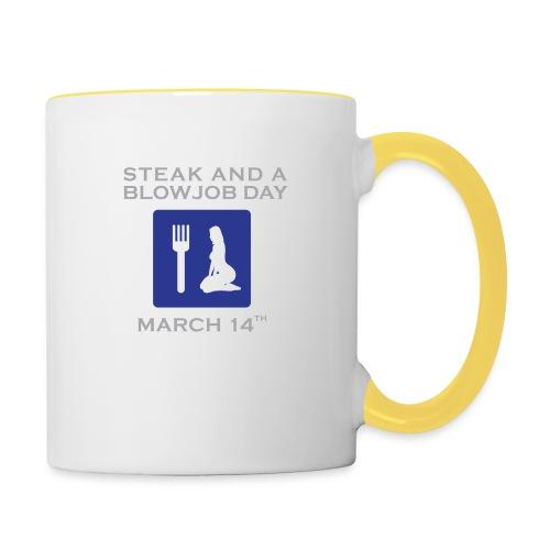 sbjdsign - Contrasting Mug