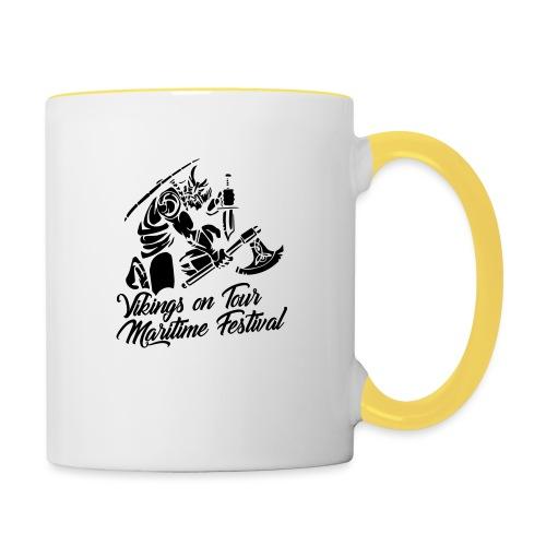 Viking Maritime - Contrasting Mug