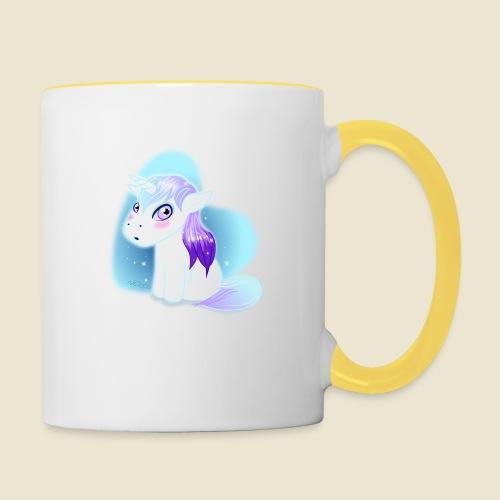 Licorne n°2 - Mug contrasté