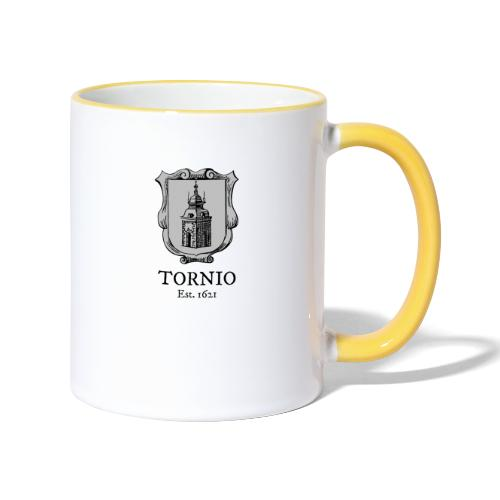 Tornio Est 1621 - Kaksivärinen muki
