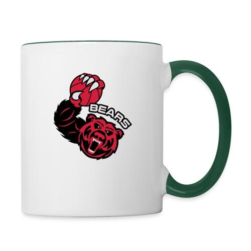 Bears Basketball - Mug contrasté