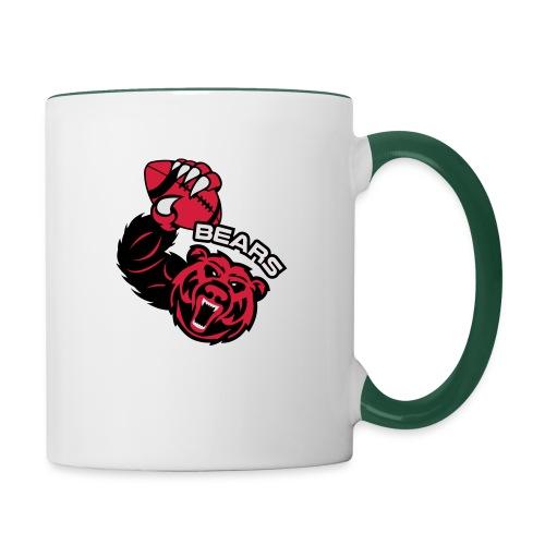 Bears Rugby - Mug contrasté