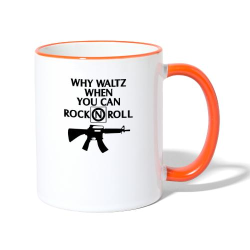 lost boys why waltz - Contrasting Mug