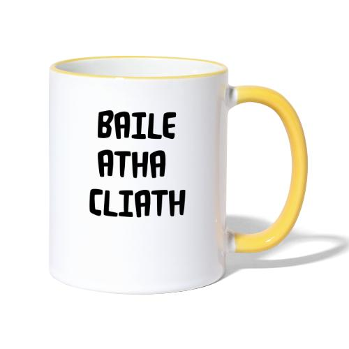 baileathacliath - Contrasting Mug