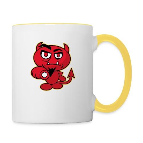 Monster Devil - Contrasting Mug