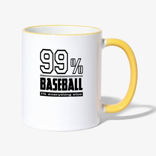 99 - Mug contrasté