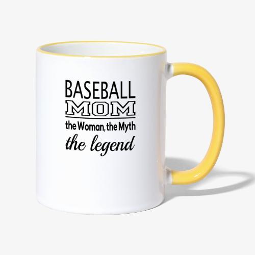 The Legend - Mug contrasté