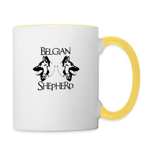 shepperd1 - Mug contrasté