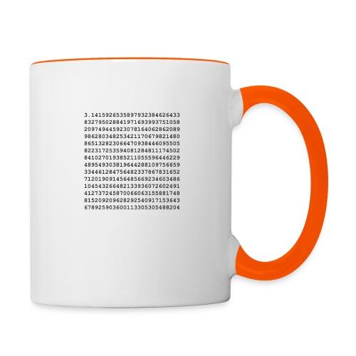 PI - Contrasting Mug