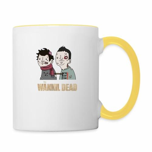 The Wankil Dead - Mug contrasté