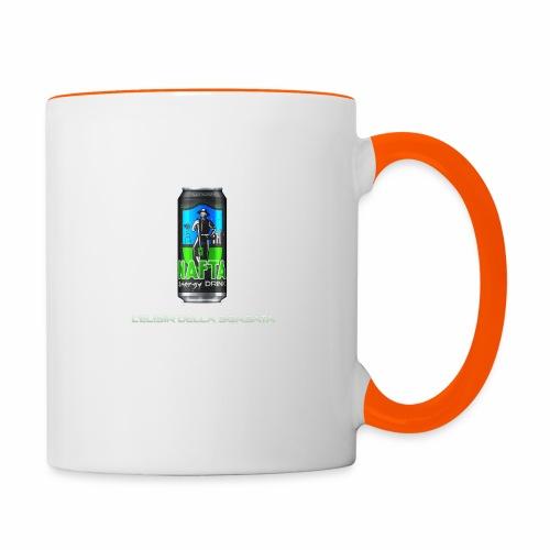 Nafta Energy Drink - Tazze bicolor