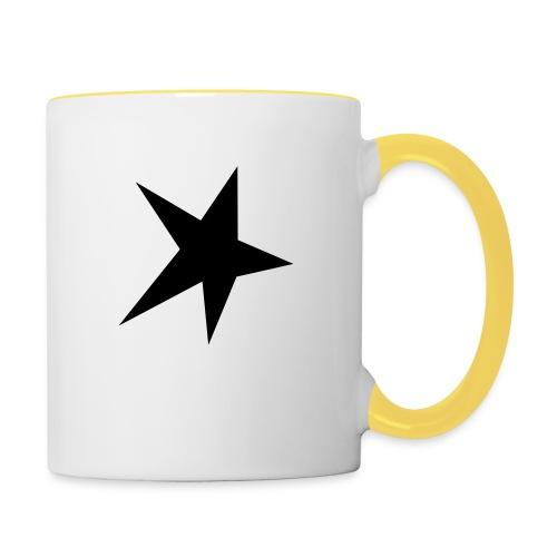 star_twinkle_twinkle - Mok tweekleurig