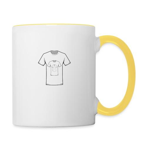 Inceptshirt - Mug contrasté