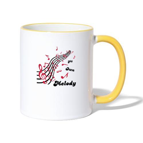 Contest Design 2015 - Contrasting Mug