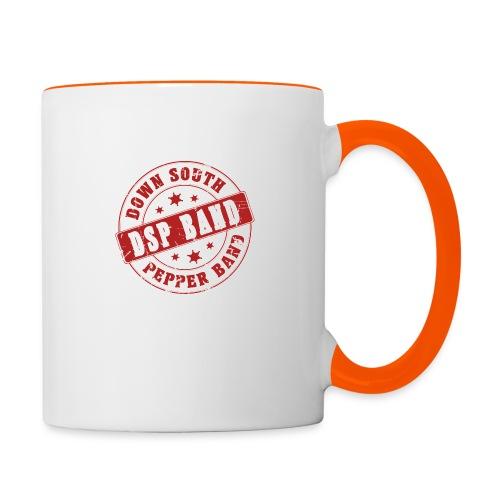 DSP band logo - Contrasting Mug
