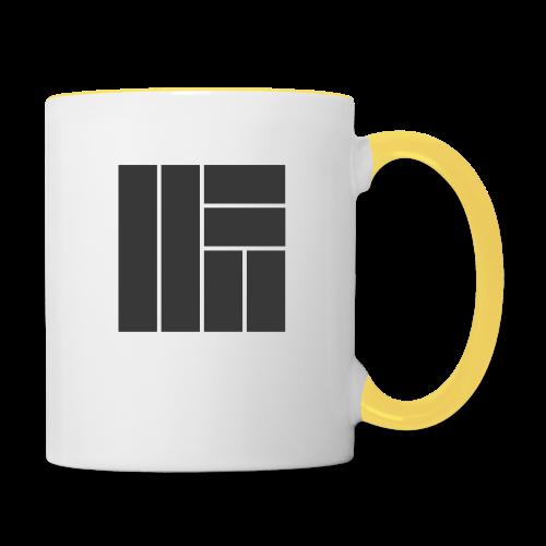 NÖRCup Black Iconic Edition - Contrasting Mug