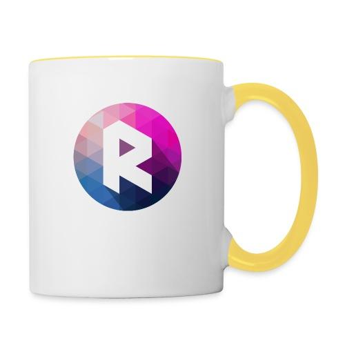 radiant logo - Contrasting Mug