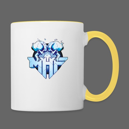 MHF New Logo - Contrasting Mug