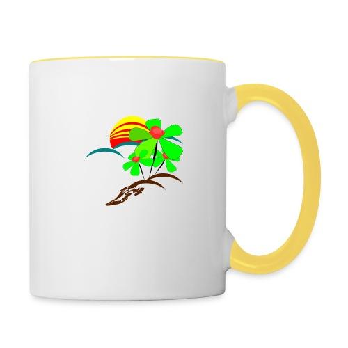 Berry - Contrasting Mug