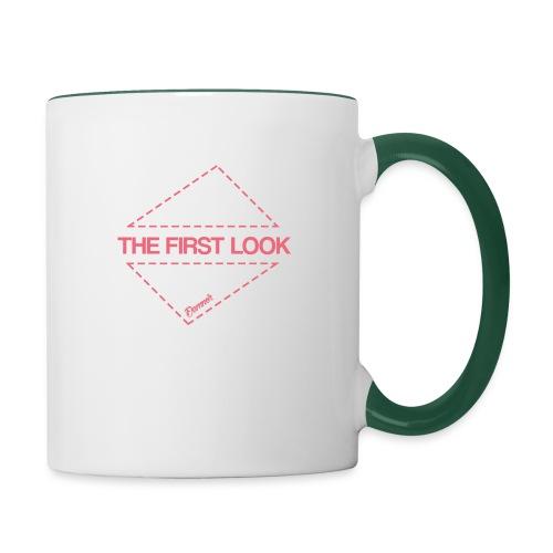 Triangle (H) - Mug contrasté