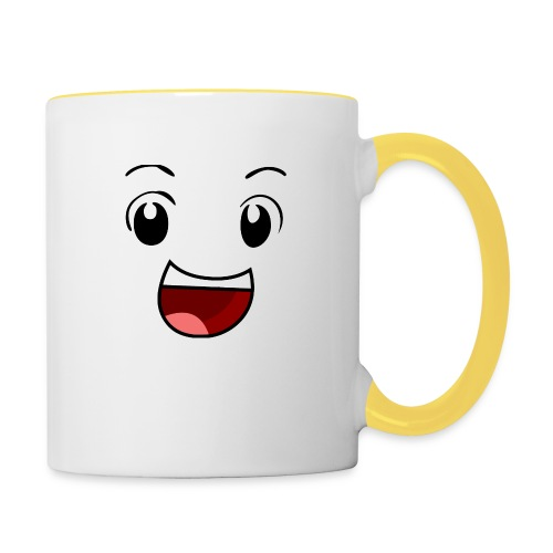 Boyga SMIL - Tofarget kopp